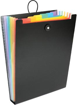 Viquel Rainbow Class trieur, portrait, avec 6 compartiments