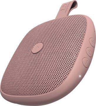 Fresh n' Rebel Rockbox Bold XS, haut-parleur Bluetooth portable, Dusty Pink