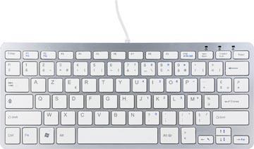 R-Go Compact clavier ergonomique, azerty, version française