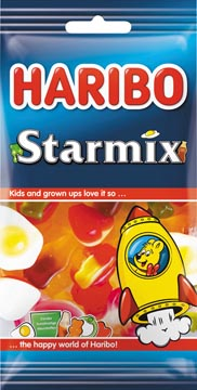 Dragibus bonbons Starmix, sachet de 100 g