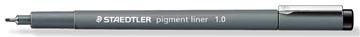 Staedtler pigment liner 1,0 mm noir