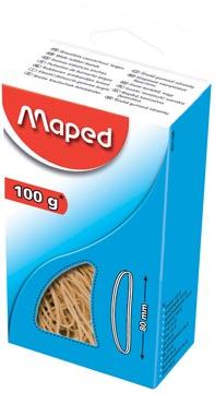 Maped élastiques 80 mm