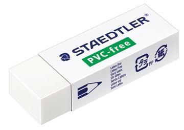 Staedtler gomme sans PVC, ft 65 x 23 x 13 mm