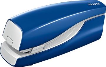 Leitz Agrafeuse électrique Nexxt 2mm bleu