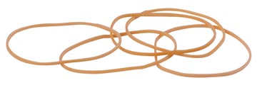 STAR élastiques, 1,5 mm x 80 mm, boîte de 100 g