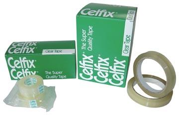 Celfix ruban adhésif, PP, ft 12 mm x 33 m
