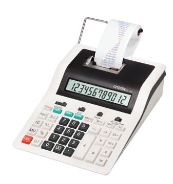 Citizen calculatrice financière CX123N