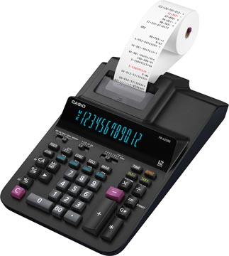 Casio calculatrice de bureau FR-620RE