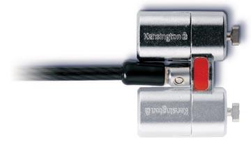 Kensington ClickSafe câble de sécurité avec clé pour ordinateur portable