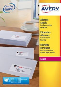 Etiquettes laser