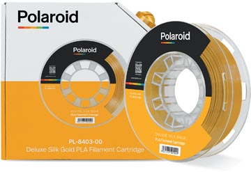 Polaroid 3D Universal Deluxe Silk PLA filament, 250 g, or
