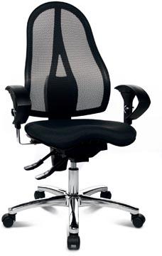 Topstar chaise de bureau Sitness 15, noir