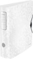 Leitz WOW classeur à levier Active, dos de 8,2 cm, blanc