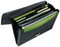 Leitz Recyclepochette projets A4, 5 compartiments, noir