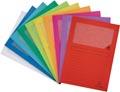 Exacompta l-map Forever, pour ft A4, paquet de 100 pièces, couleurs assorties